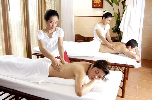 Тайский эротический массаж