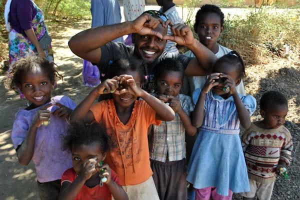 Sudan Volunteer Programme — Способ Путешествовать Вокруг Мира Бесплатно