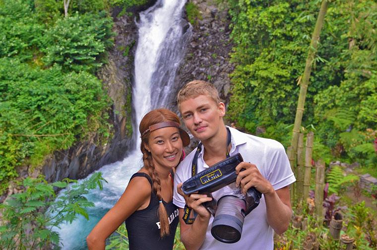 Каучсёрфинг на Бали