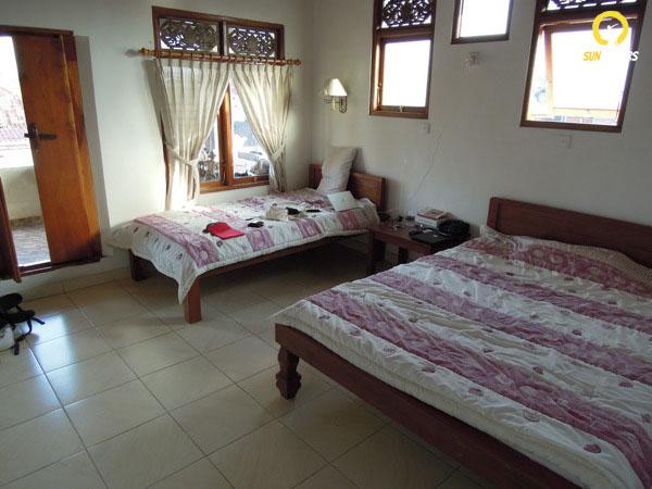 Комната в гестхаусе Suarsena