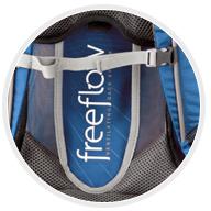 Рюкзак с вентиляцией спины