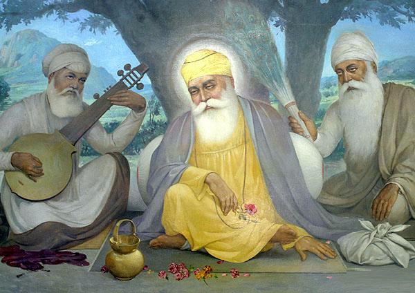 Гуру Нанак — основатель сикхизма