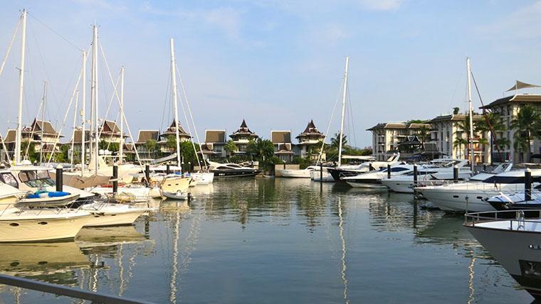 Royal Marina на Пхукете
