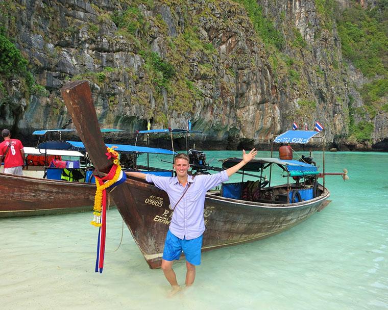 Легендарный Пхи-Пхи — остров, где снимался фильм Пляж