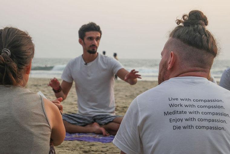 Йога-ретрит с Романом Нарейко