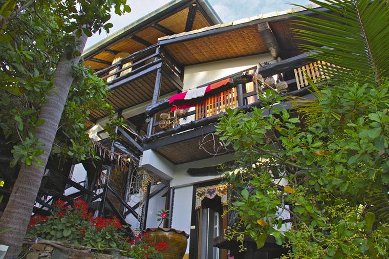 Дом на Пхангане с 4 комнатами