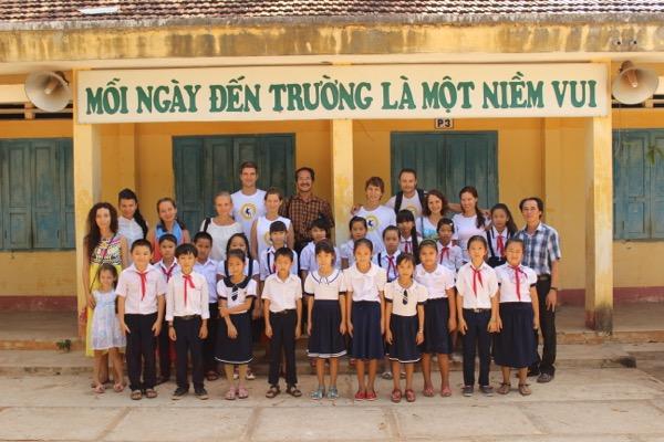 Слёт cансёрферов во Вьетнаме