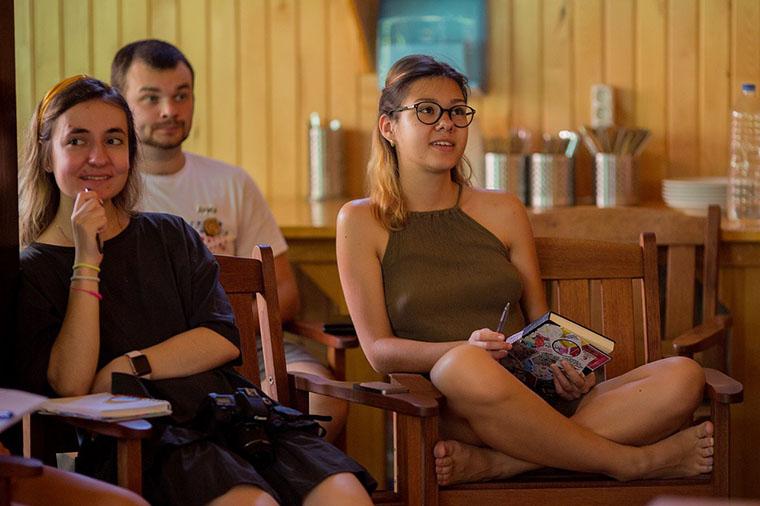 Маша Корчуганова — выпускница Университета #Sunsurfers 3.0