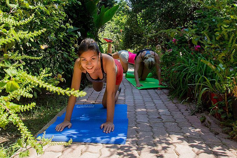 Интервальные тренировки на Университете #Sunsurfers